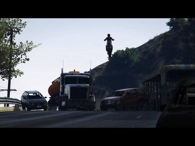 GTAV: Road Warrior (Rockstar Editor/Cinematic)