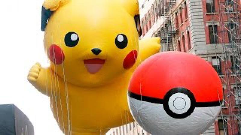 7 самых КРУТЫХ покемонов Pokemon Go