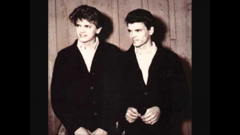 Everly Brothers TAKE A MESSAGE TO MARY