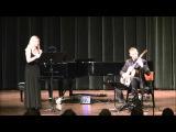 Oboe Sonata in A Minor, IV. Vivace, Georg Philipp Telemann