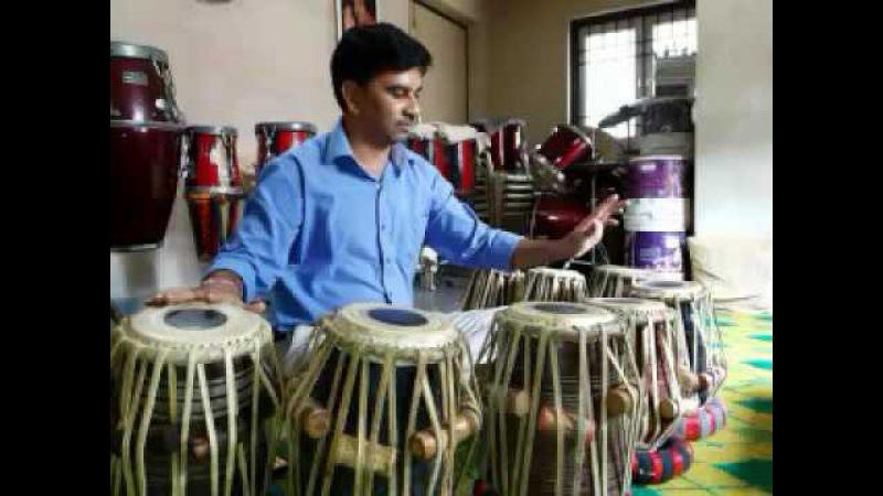 Happy birthday by tabla tarang.