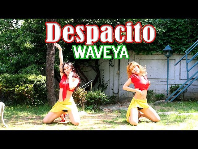 Luis Fonsi - Despacito ft Daddy Yankee Dance Waveya