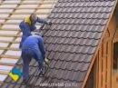 Монтаж металлочерепицы - подробная видео инструкция