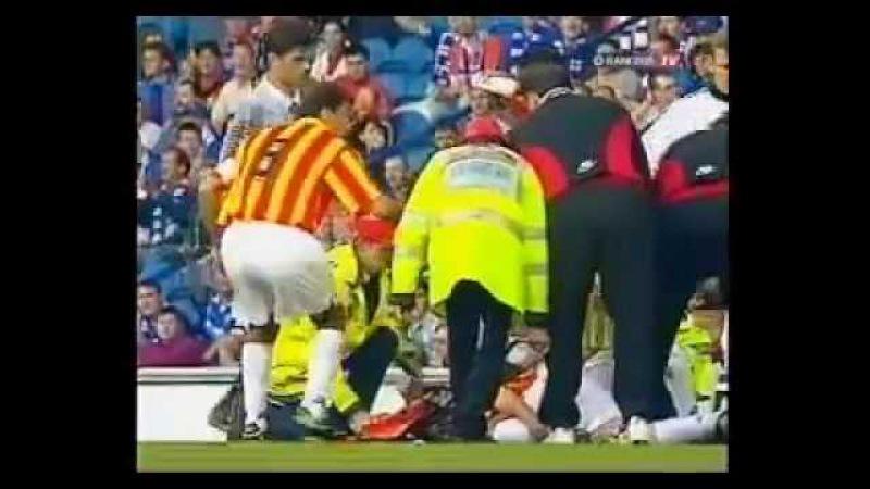 Глазго Рейнджерс vs Спартак-Алания / 07.08.1996 / Rangers FC - Spartak-Alania