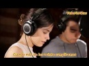 Violetta y Leon - Пока Мы Молоды | (Live while you're young)