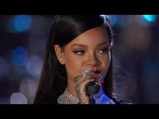 Eminem & Rihanna Live - The Concert for Valor HD 2016