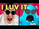 Funny Animated Cartoon   Spookiz x PSY I Luv It Music Video Parody   Cartoons for Children