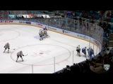 КХЛ (Континентальная хоккейная лига) - Моменты из матчей КХЛ сезона 1617 - Удаление. Никита Камалов