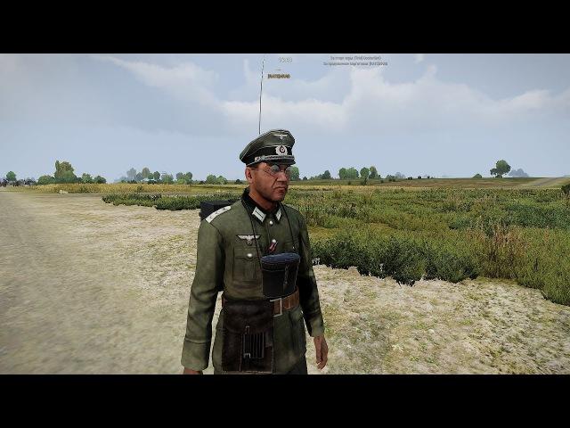 ArmA 3. RBC IF. Встреча с судьбой(десантирование) и Новобранцы