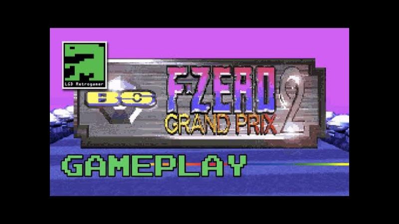 BS F-Zero Grand Prix 2 (BSX Satellaview)