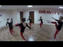 Jazz dance rising group\dance school GRAVITY\Clean Bandit - Rockabay