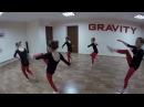 Jazz dance rising group\dance school GRAVITY\Clean Bandit - Rockabay