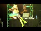 Nicki Minaj (live) - What else do Oslo know - medley + Turn Me On - Oslo - 09-06-2012