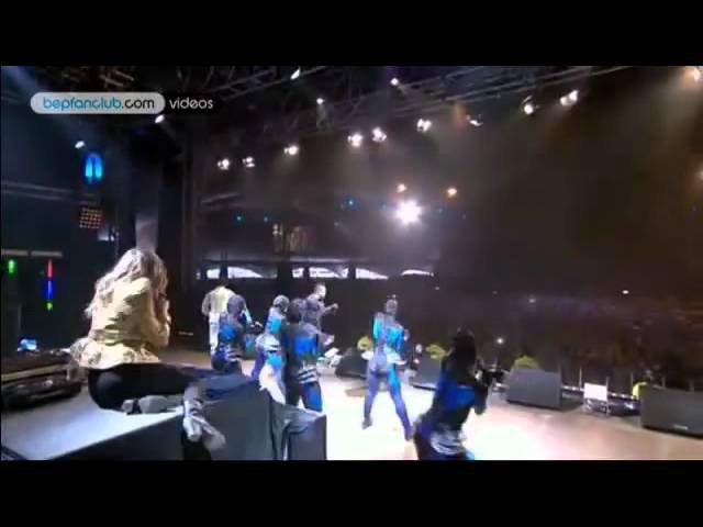 Black Eyed Peas - Don't Stop The Party LIVE at BBC Radio 1′s Big Weekend
