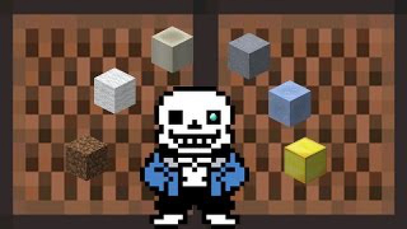 Minecraft Megalovania 1 12 Noteblock Remix
