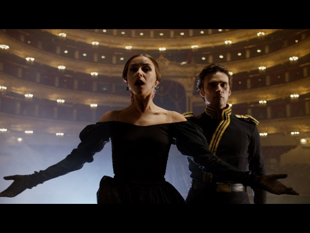 «ГЕРОЙ НАШЕГО ВРЕМЕНИ». Большой балет в кино 2016-17