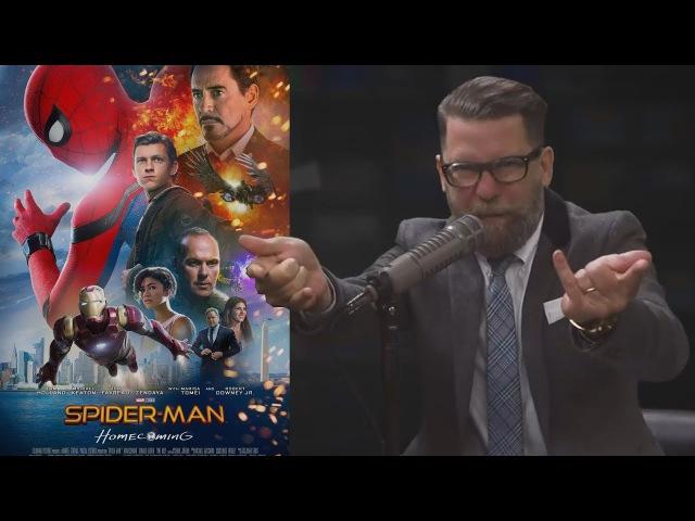 МакИннес о Человеке пауке и о кино в целом