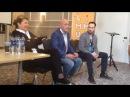 Владимир Познер и Надежда Соловьева - Обсуждение фильма «Еврейское счастье» - Limm...