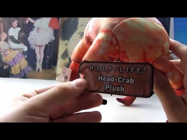 Head Crab Half Life 2 (Плюшевый Хедкраб из Халф Лайф 2)