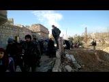 8463 человека за день бежали из захваченного боевиками района в Алеппо — эксклюзи...