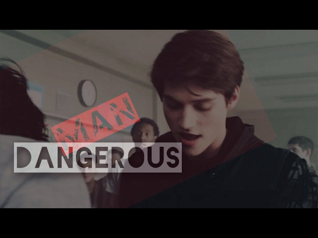 Dangerous Man [Teen Wolf 6x15] Nolan Holloway