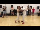 Kizomba - Chamalo Kouelou Mirty - second demo at Kizz Me More Festival 2017 - FULL HD