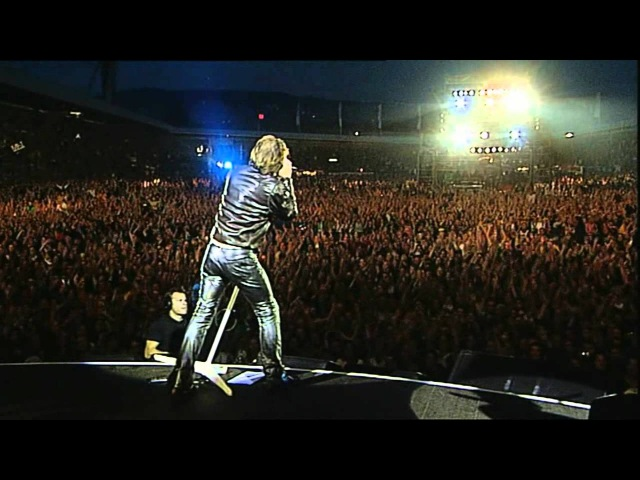 Bon Jovi It's My Life The Crush Tour Live in Zurich 2000