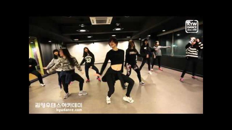 Janet jackson - burn it up Waacking choreography By Joohee