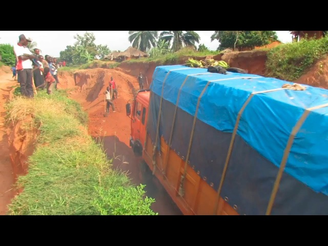 Extreme Truck Off Road - Amazing Truck Driving Skills In Congo