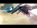 Пистолет Макарова ПМ (СССР / Россия) - Какая Подача и Экспрессия