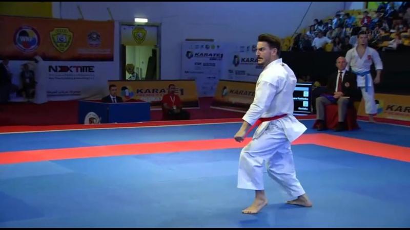 Дэмиан Куинтеро (Испания) - Али Софуоглу (Турция)
