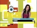 Заставки Nickelodeon США, 2009-2010 iCarly