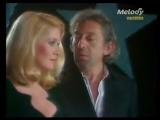 Серж Генсбур и Катрин Денёв - Dieu est un fumeur de havanes