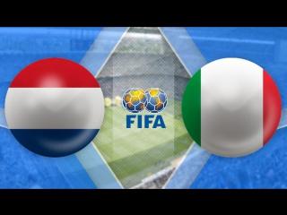 Нидерланды 1:2 Италия | Товарищеские матчи 2017 | Обзор матча