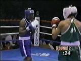(1991 Olympic Festival) P. Brooks - Oscar De La Hoya