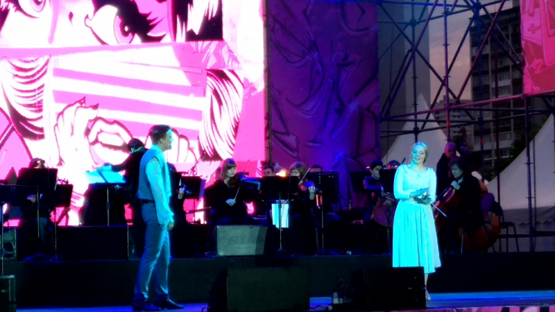 Театр-Театр концерт (Граф Монте Кристо) 02.06.2017