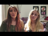 Juliet and Jackie Evancho Stand with the Trans Community