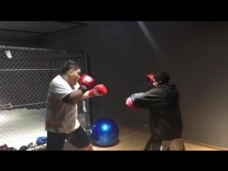 MMA Fighters KZ: Нуралинов!