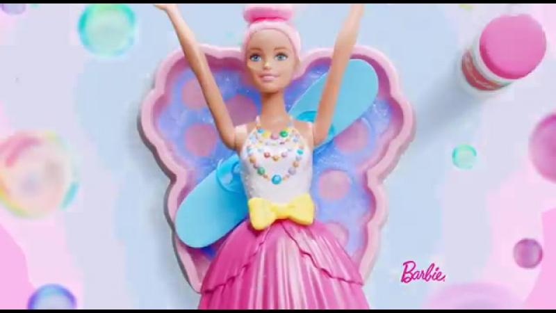 Фея Barbie™ «Казкові бульбашки»