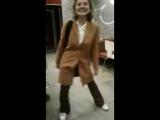 Полина танец в маке и мой истерический смех