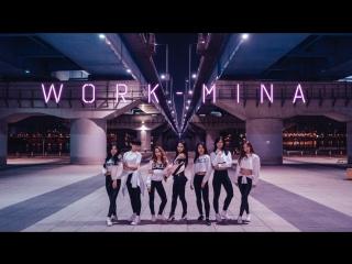 1MILLION dance studio Work - Rihanna ft.Drake - Mina Myoung Choreography