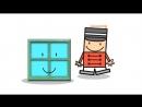 Мультики для самых маленьких ЧТО ЭТО, МОЙА Геометрические фигуры для детей. 5 серия кукольный театр