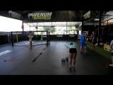 Школа бокса Good Old Boxing - тренировка по классическому кроссфиту(21.01.17)