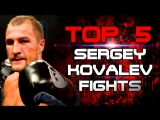 Sergey Kovalev  Top 5 Fights Brutal Power  KOs