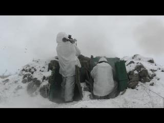 На полигонах Восточного военного округа ведется одиночная подготовка стрелков-гранатометчиков