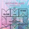 10.09 | MOTHERLAND SHOWCASE | MMW 2017