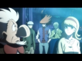 Киборг 009 против Человека-Дьявола _ Cyborg 009 vs. Devilman 2 OVA (Azazel, Nika