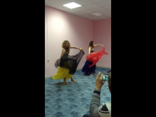 Дарья Малова и Наталья Соколова АВиСель 25.05.2017