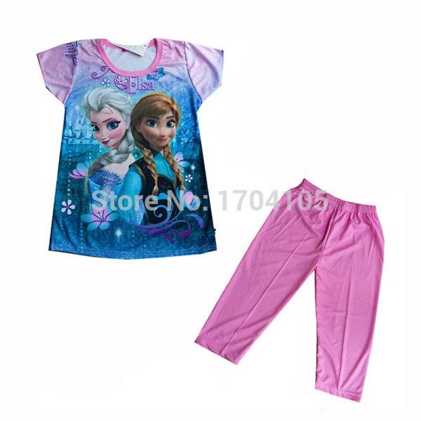 Пижама Анна и Эльза - ваша прицесса будет в восторге много разных расцветок