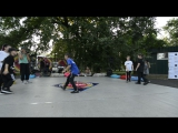 1/2 Final Liana vs TwooDen(win) Hip-Hop Kids1x1 VIBES 017